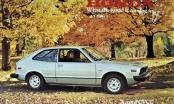 Honda Accord Primera Generación (1976-1981)