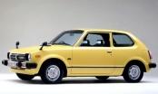 Honda Civic (1972-1979): La primera generación