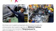 Renault-Sofasa adquirió vacunas para sus empleados