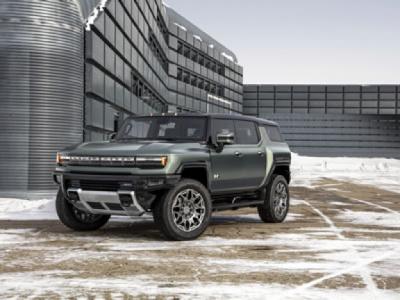 La Hummer SUV eléctrica 2024 una realidad