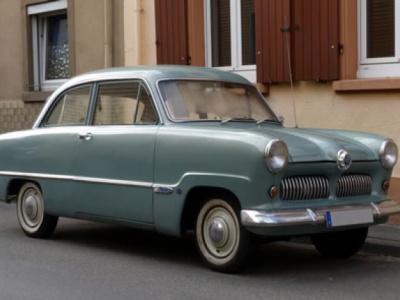 Ford Taunus 12M 1952-1955