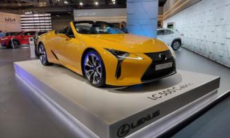 Salón del automóvil de Barcelona 2021
