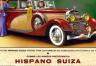 Hispano-Suiza: el Rolls-Royce español
