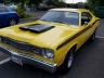 Plymouth Duster (1970-1976): el hermano del Dodge Demon