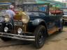Desfile de vehículos antiguos en Chía