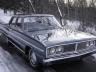 Dodge Coronet 1966: El Primer automóvil colombiano