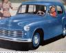 Hillman Minx 1948 - 1962