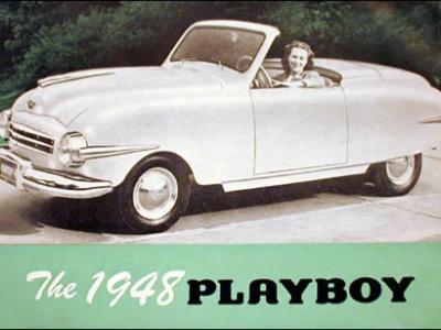 Playboy, primero fue automóvil que revista para adultos